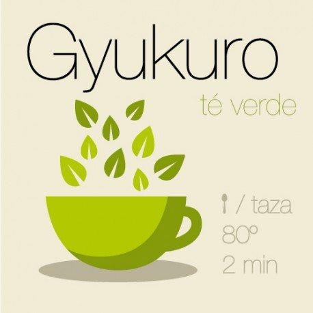 Té verde Japón Gyukuro Uji