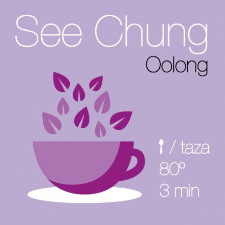 China Oolong See Chung