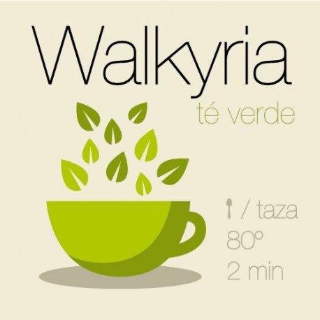 Mezcla de té verde Walkyria
