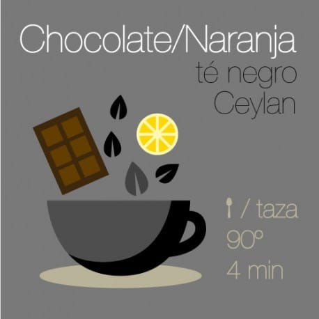 Chocolate Naranja