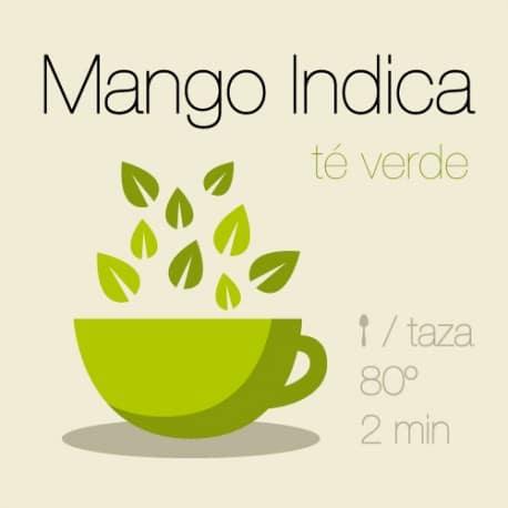 Té verde con Mango Índica