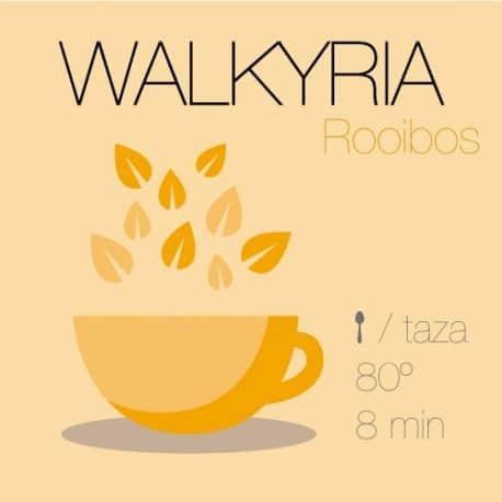 Mezcla de rooibos Walkyria