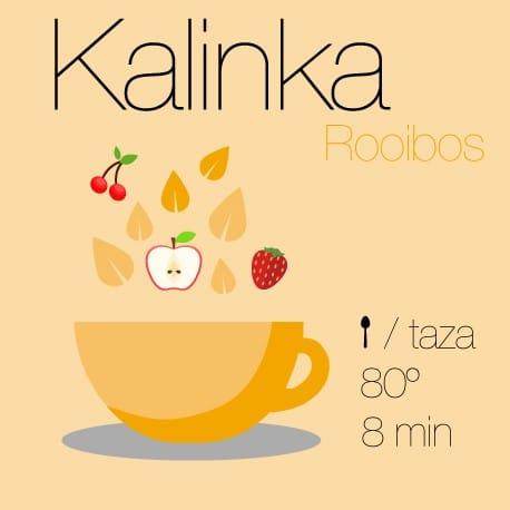 Mezcla de rooibos Kalinka