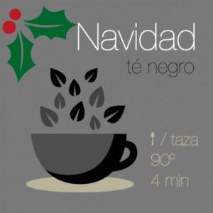 Navidad Te negro