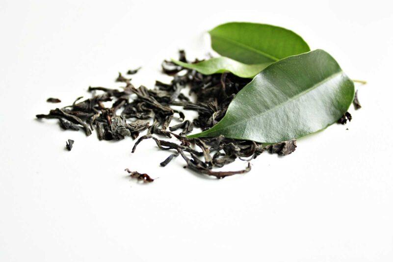 Hojas de té para infusión inicio NamasTé