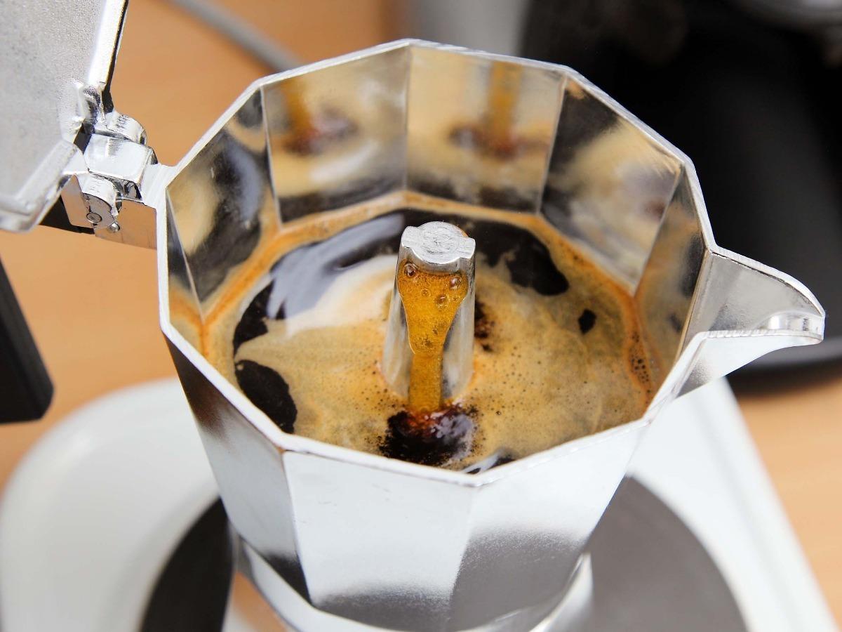 Café de moka en cafetera óptima consejos NamasTé