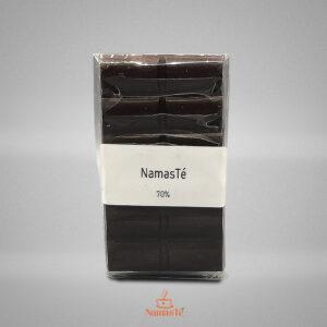 Chocolate Negro 70% Cacao NamasTé Infusiones Badalona