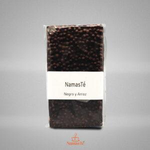Chocolate Negro Y arroz Inflado NamasTé Infusiones Badalona