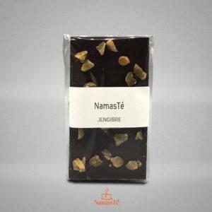 Chocolate Negro Jengibre NamasTé Infusiones Badalona