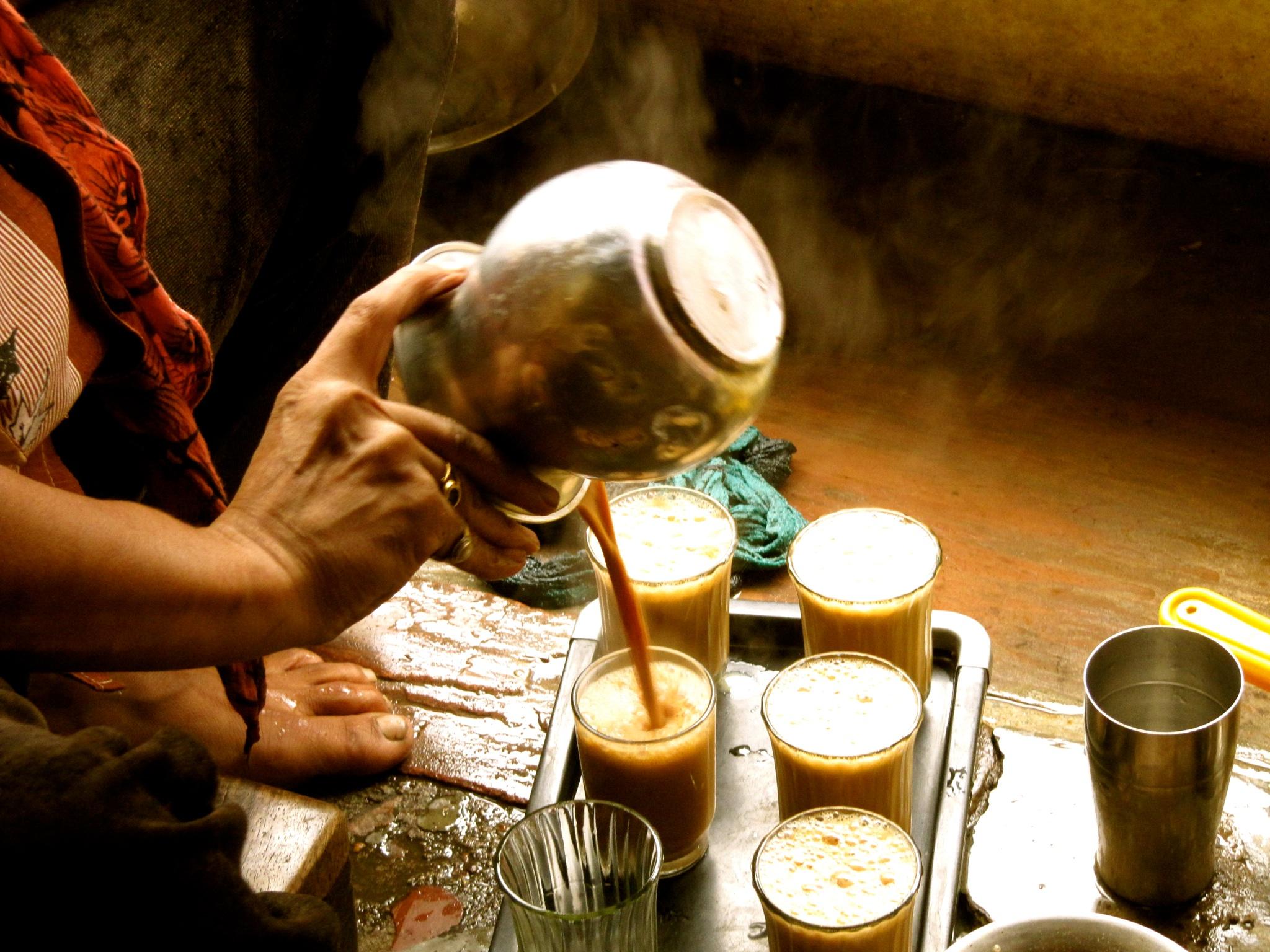 Chai Té desde la india NamasTé Infusiones