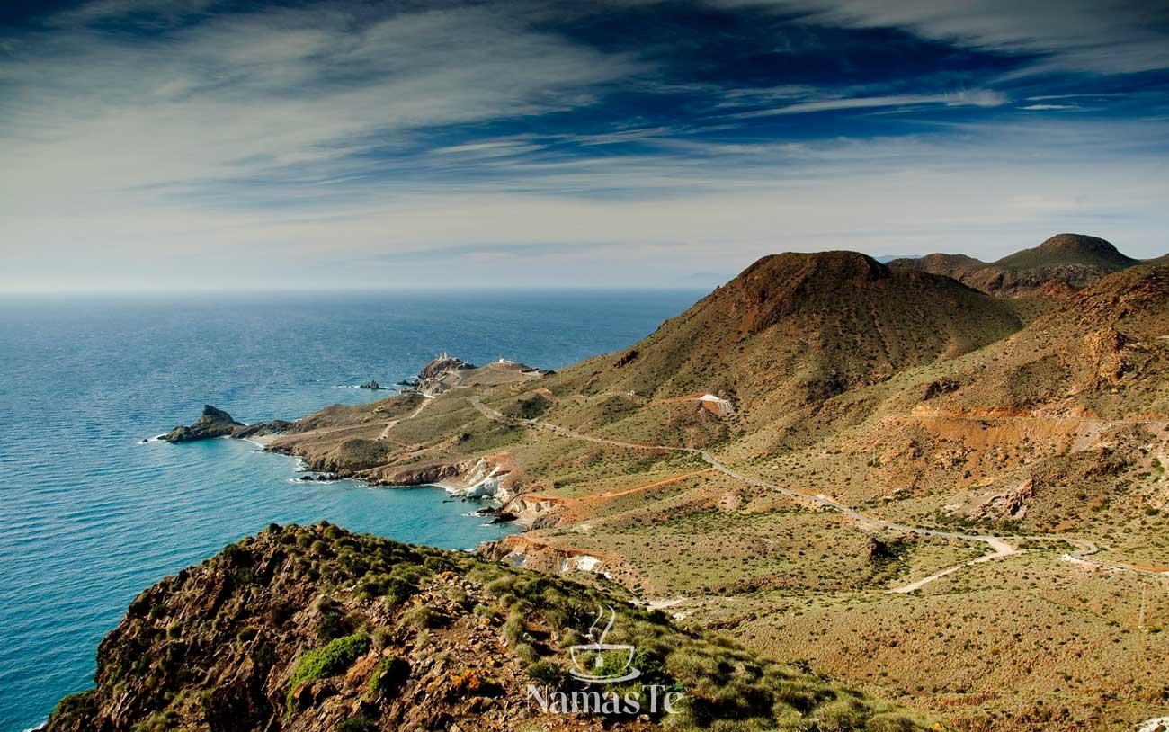El Parque Natural de Cabo de Gata –Nijar (Almería)